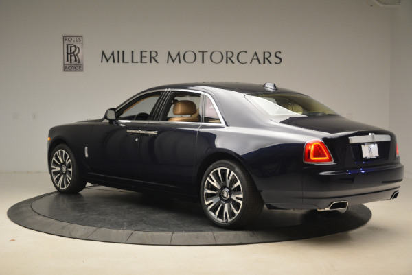Used 2018 Rolls-Royce Ghost for sale Sold at Bugatti of Greenwich in Greenwich CT 06830 6