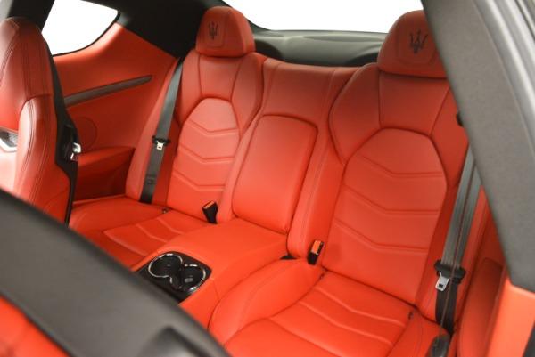 Used 2015 Maserati GranTurismo Sport for sale Sold at Bugatti of Greenwich in Greenwich CT 06830 18