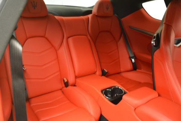 Used 2015 Maserati GranTurismo Sport for sale Sold at Bugatti of Greenwich in Greenwich CT 06830 21