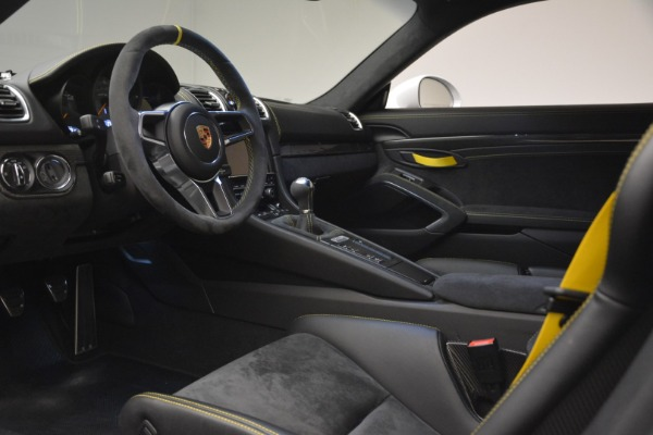 Used 2016 Porsche Cayman GT4 for sale Sold at Bugatti of Greenwich in Greenwich CT 06830 15