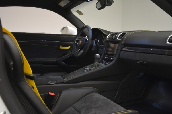 Used 2016 Porsche Cayman GT4 for sale Sold at Bugatti of Greenwich in Greenwich CT 06830 18