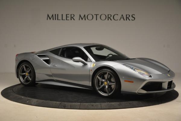 Used 2017 Ferrari 488 GTB for sale Sold at Bugatti of Greenwich in Greenwich CT 06830 10