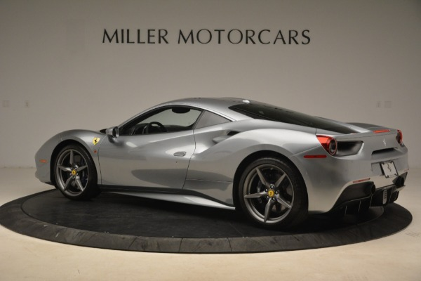Used 2017 Ferrari 488 GTB for sale Sold at Bugatti of Greenwich in Greenwich CT 06830 4