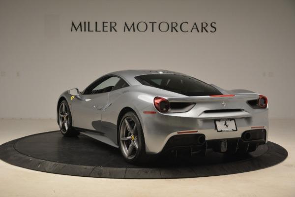 Used 2017 Ferrari 488 GTB for sale Sold at Bugatti of Greenwich in Greenwich CT 06830 5