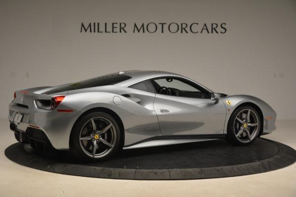 Used 2017 Ferrari 488 GTB for sale Sold at Bugatti of Greenwich in Greenwich CT 06830 8