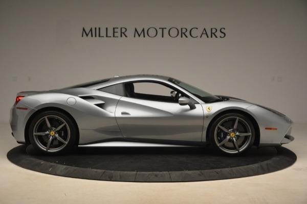 Used 2017 Ferrari 488 GTB for sale Sold at Bugatti of Greenwich in Greenwich CT 06830 9