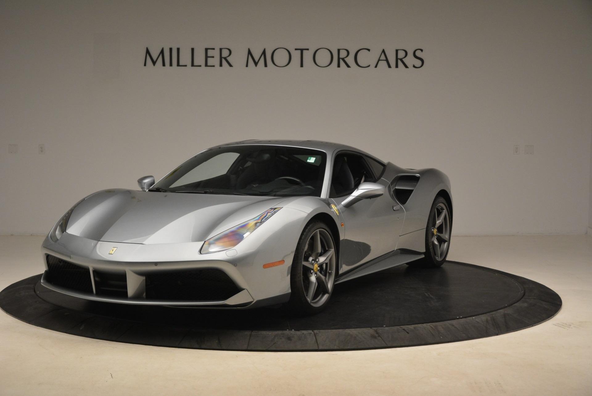 Used 2017 Ferrari 488 GTB for sale Sold at Bugatti of Greenwich in Greenwich CT 06830 1
