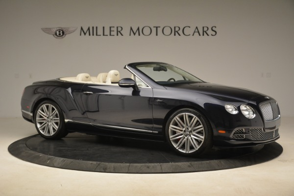 Used 2015 Bentley Continental GT Speed for sale Sold at Bugatti of Greenwich in Greenwich CT 06830 10
