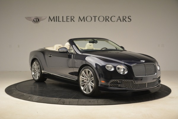 Used 2015 Bentley Continental GT Speed for sale Sold at Bugatti of Greenwich in Greenwich CT 06830 11