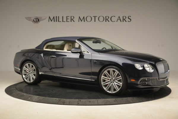 Used 2015 Bentley Continental GT Speed for sale Sold at Bugatti of Greenwich in Greenwich CT 06830 19