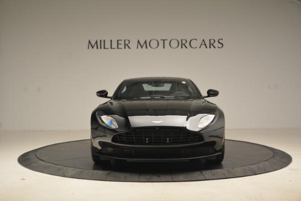 Used 2018 Aston Martin DB11 V8 Coupe for sale Sold at Bugatti of Greenwich in Greenwich CT 06830 12