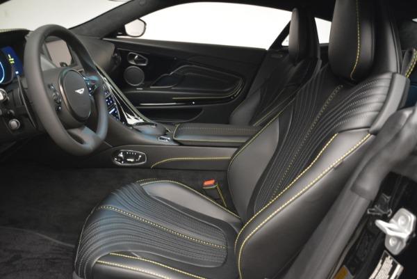 Used 2018 Aston Martin DB11 V8 Coupe for sale Sold at Bugatti of Greenwich in Greenwich CT 06830 13