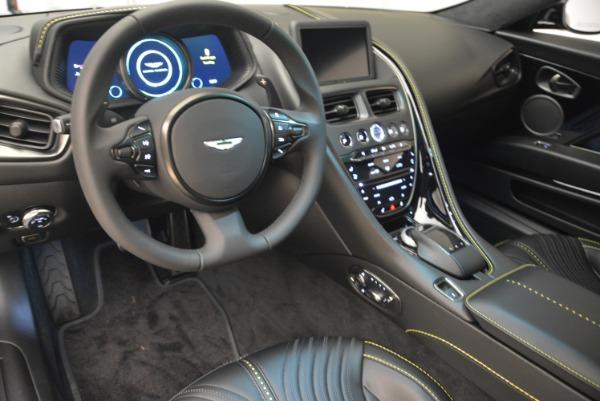 Used 2018 Aston Martin DB11 V8 Coupe for sale Sold at Bugatti of Greenwich in Greenwich CT 06830 14
