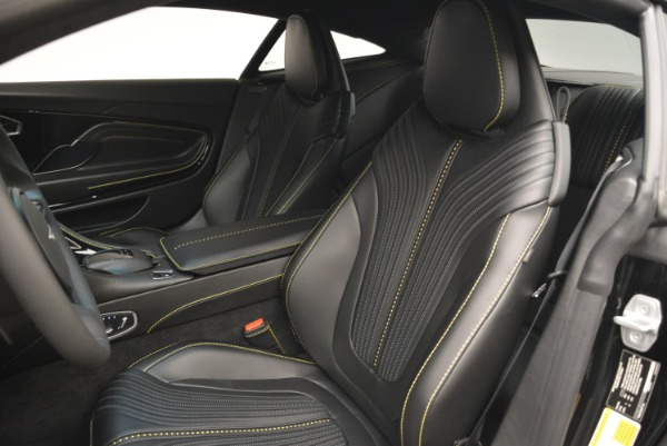 Used 2018 Aston Martin DB11 V8 Coupe for sale Sold at Bugatti of Greenwich in Greenwich CT 06830 15