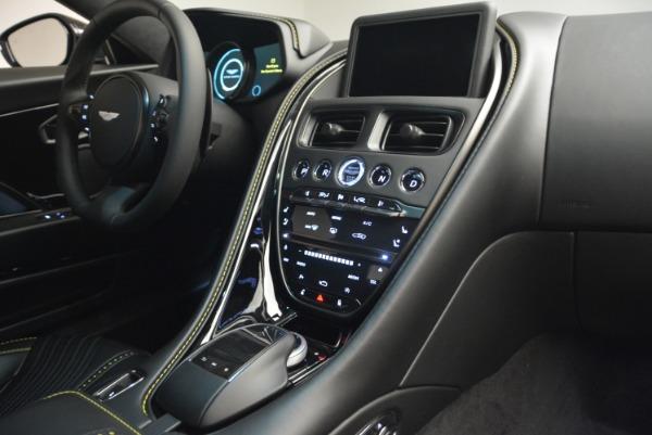 Used 2018 Aston Martin DB11 V8 Coupe for sale Sold at Bugatti of Greenwich in Greenwich CT 06830 19