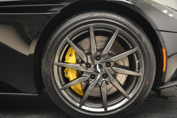 Used 2018 Aston Martin DB11 V8 Coupe for sale Sold at Bugatti of Greenwich in Greenwich CT 06830 20