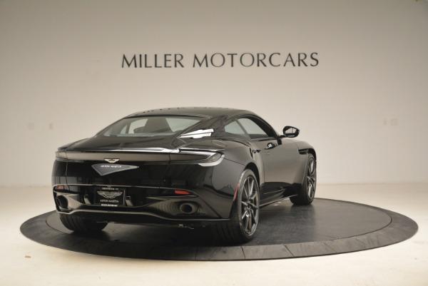 Used 2018 Aston Martin DB11 V8 Coupe for sale Sold at Bugatti of Greenwich in Greenwich CT 06830 7