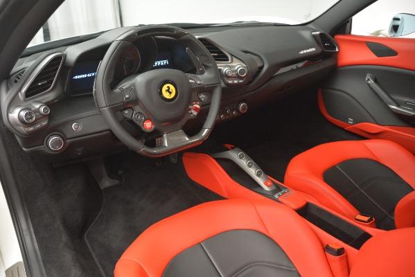 Used 2017 Ferrari 488 GTB for sale Sold at Bugatti of Greenwich in Greenwich CT 06830 13