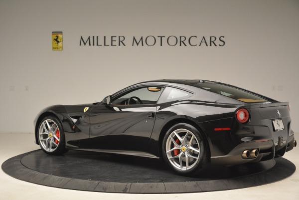 Used 2015 Ferrari F12 Berlinetta for sale Sold at Bugatti of Greenwich in Greenwich CT 06830 4