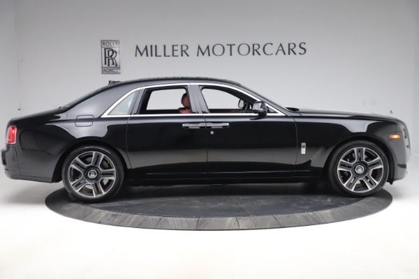 Used 2016 Rolls-Royce Ghost for sale $169,900 at Bugatti of Greenwich in Greenwich CT 06830 10