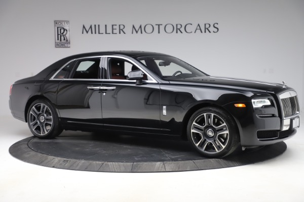 Used 2016 Rolls-Royce Ghost for sale $169,900 at Bugatti of Greenwich in Greenwich CT 06830 11