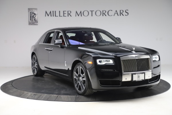 Used 2016 Rolls-Royce Ghost for sale $169,900 at Bugatti of Greenwich in Greenwich CT 06830 12