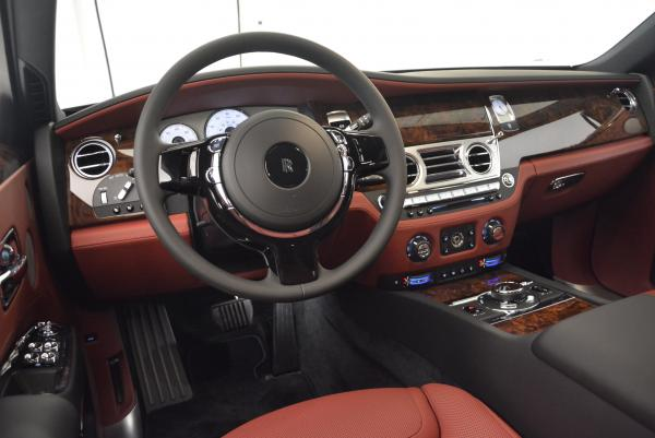 Used 2016 Rolls-Royce Ghost for sale $169,900 at Bugatti of Greenwich in Greenwich CT 06830 18