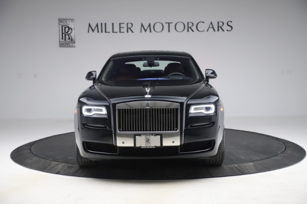 Used 2016 Rolls-Royce Ghost for sale $169,900 at Bugatti of Greenwich in Greenwich CT 06830 2
