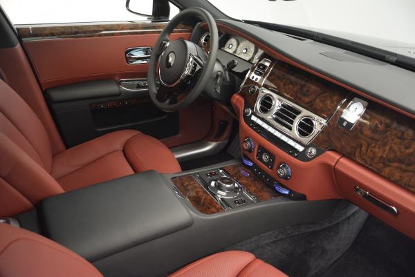 Used 2016 Rolls-Royce Ghost for sale $169,900 at Bugatti of Greenwich in Greenwich CT 06830 23