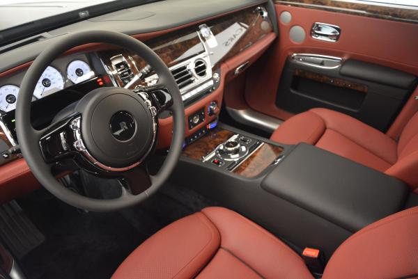 Used 2016 Rolls-Royce Ghost for sale $169,900 at Bugatti of Greenwich in Greenwich CT 06830 24