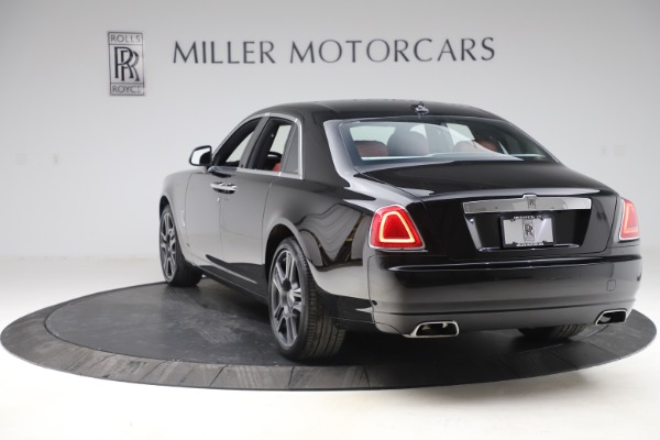 Used 2016 Rolls-Royce Ghost for sale $169,900 at Bugatti of Greenwich in Greenwich CT 06830 6