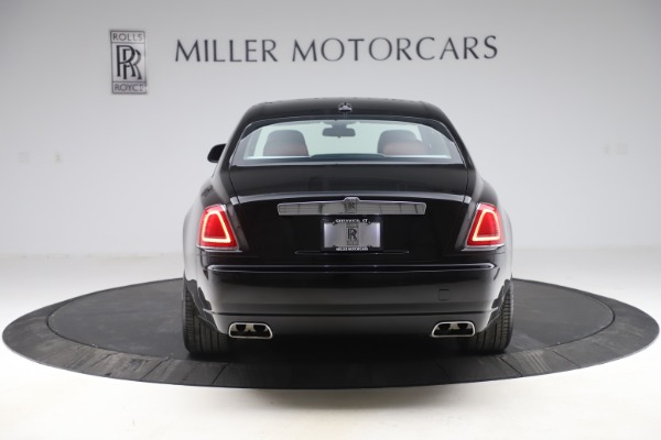 Used 2016 Rolls-Royce Ghost for sale $169,900 at Bugatti of Greenwich in Greenwich CT 06830 7