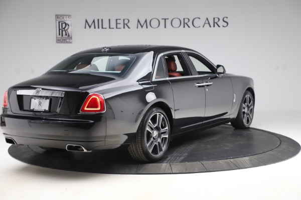Used 2016 Rolls-Royce Ghost for sale $169,900 at Bugatti of Greenwich in Greenwich CT 06830 9