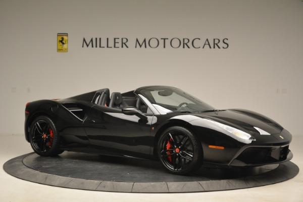 Used 2018 Ferrari 488 Spider for sale Sold at Bugatti of Greenwich in Greenwich CT 06830 10
