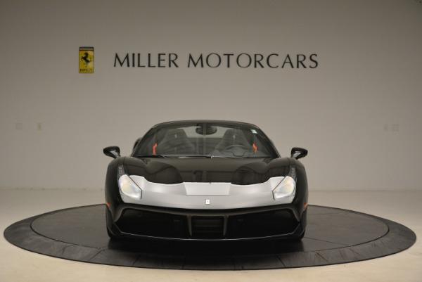 Used 2018 Ferrari 488 Spider for sale Sold at Bugatti of Greenwich in Greenwich CT 06830 12