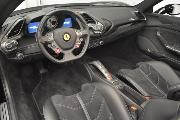 Used 2018 Ferrari 488 Spider for sale Sold at Bugatti of Greenwich in Greenwich CT 06830 25