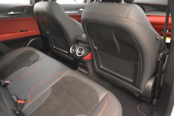 New 2018 Alfa Romeo Stelvio Quadrifoglio for sale Sold at Bugatti of Greenwich in Greenwich CT 06830 23