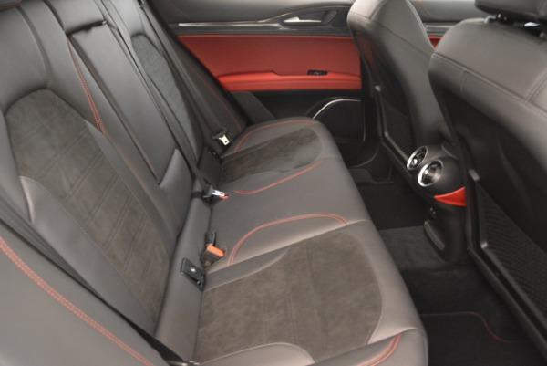 New 2018 Alfa Romeo Stelvio Quadrifoglio for sale Sold at Bugatti of Greenwich in Greenwich CT 06830 24