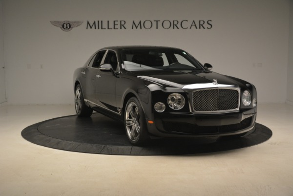 Used 2013 Bentley Mulsanne Le Mans Edition for sale Sold at Bugatti of Greenwich in Greenwich CT 06830 10