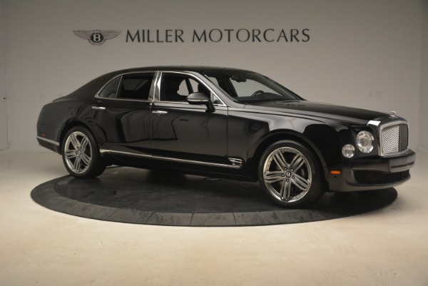 Used 2013 Bentley Mulsanne Le Mans Edition for sale Sold at Bugatti of Greenwich in Greenwich CT 06830 11