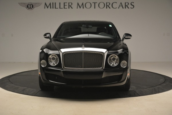 Used 2013 Bentley Mulsanne Le Mans Edition for sale Sold at Bugatti of Greenwich in Greenwich CT 06830 12