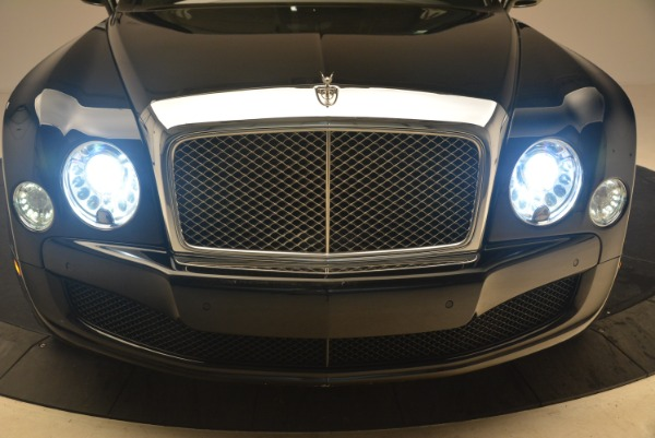 Used 2013 Bentley Mulsanne Le Mans Edition for sale Sold at Bugatti of Greenwich in Greenwich CT 06830 13