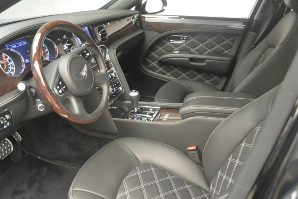 Used 2013 Bentley Mulsanne Le Mans Edition for sale Sold at Bugatti of Greenwich in Greenwich CT 06830 16