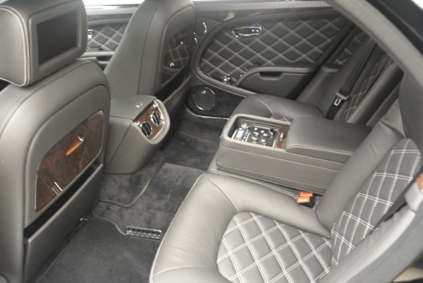Used 2013 Bentley Mulsanne Le Mans Edition for sale Sold at Bugatti of Greenwich in Greenwich CT 06830 20