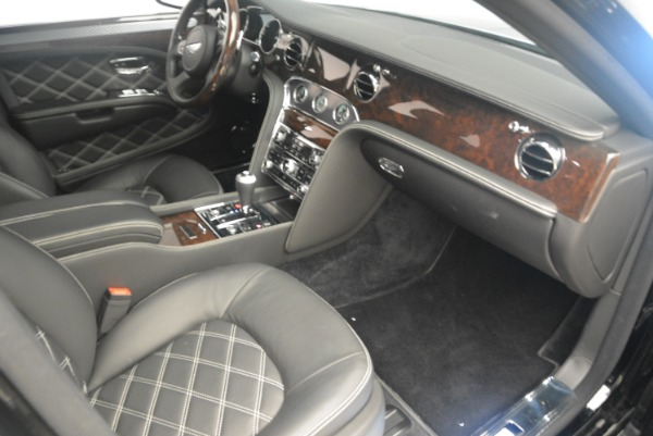 Used 2013 Bentley Mulsanne Le Mans Edition for sale Sold at Bugatti of Greenwich in Greenwich CT 06830 27