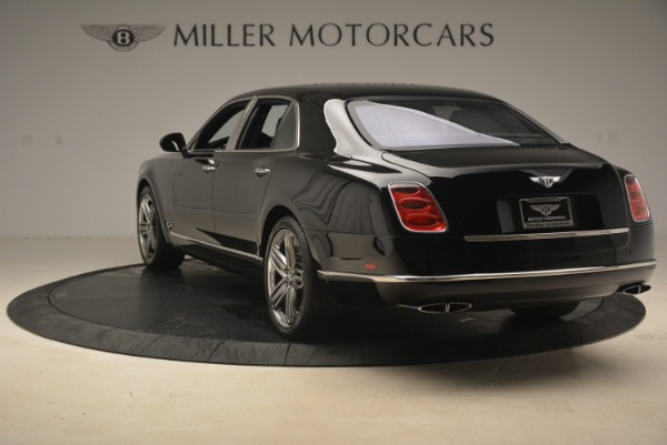 Used 2013 Bentley Mulsanne Le Mans Edition for sale Sold at Bugatti of Greenwich in Greenwich CT 06830 5