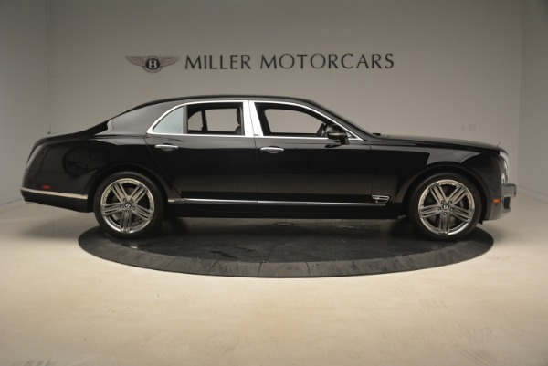 Used 2013 Bentley Mulsanne Le Mans Edition for sale Sold at Bugatti of Greenwich in Greenwich CT 06830 9