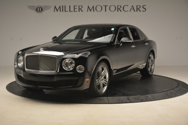 Used 2013 Bentley Mulsanne Le Mans Edition for sale Sold at Bugatti of Greenwich in Greenwich CT 06830 1