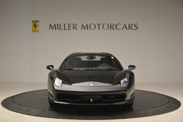 Used 2013 Ferrari 458 Spider for sale Sold at Bugatti of Greenwich in Greenwich CT 06830 24