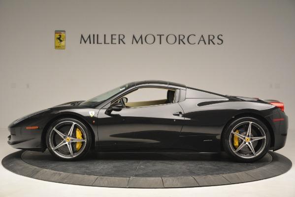 Used 2014 Ferrari 458 Spider for sale Sold at Bugatti of Greenwich in Greenwich CT 06830 15